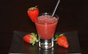 Frozen Erdbeer Daiquiri