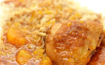 Mandarinen Sojasauce