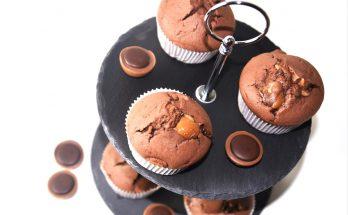 Muffins mit Toffifee