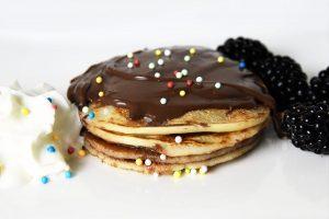 Pfannkuchentörtchen – nicht nur für Gäste