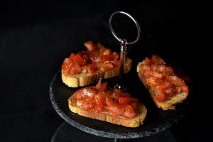 Bruschetta – die leckere italienische Vorspeise