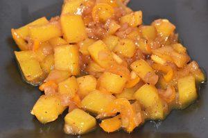 Mango Chutney (mild) als tolle Beilage