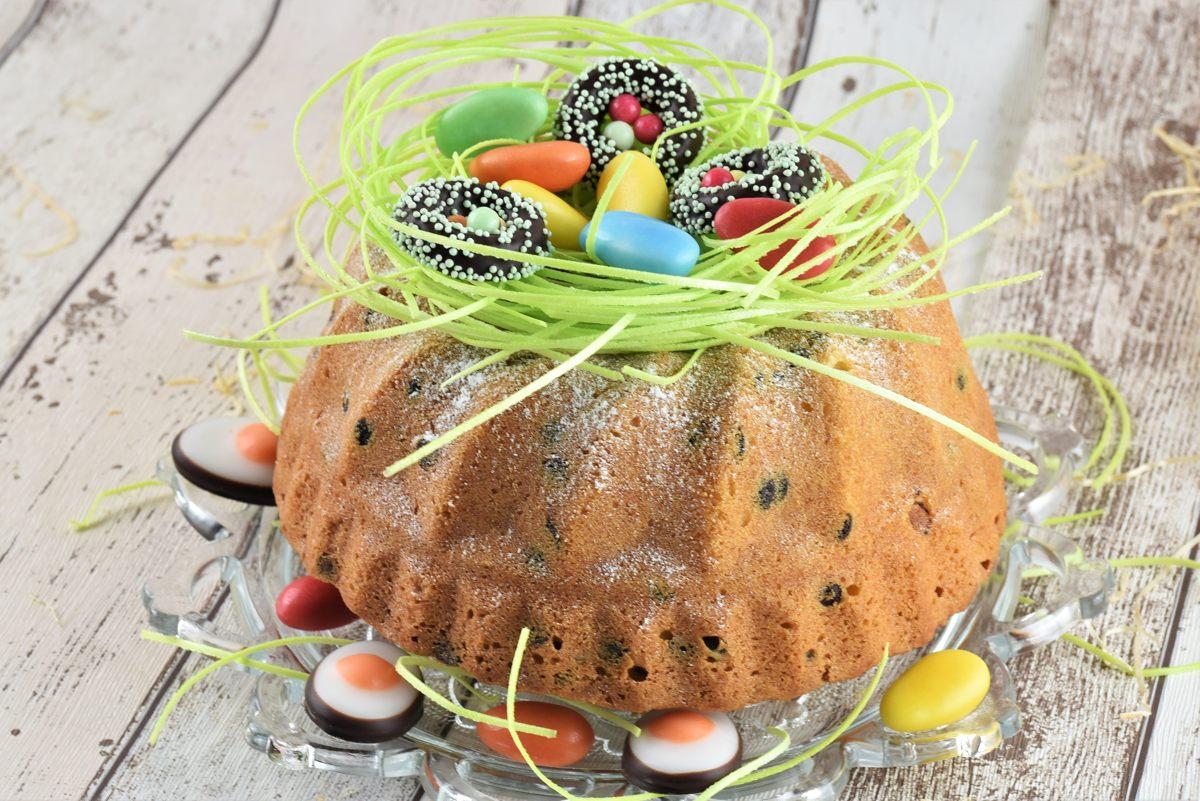 Rührkuchen für die Ostertafel