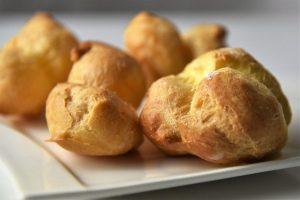 Grundrezept: Brandteig für diverse Köstlichkeiten