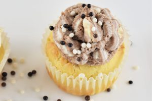 Cupcakes mit Nutella Frosting