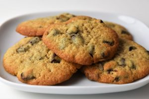 Cookies mit Chocolade Chunks