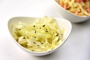 Krautsalat – knackig und frisch selbst gemacht