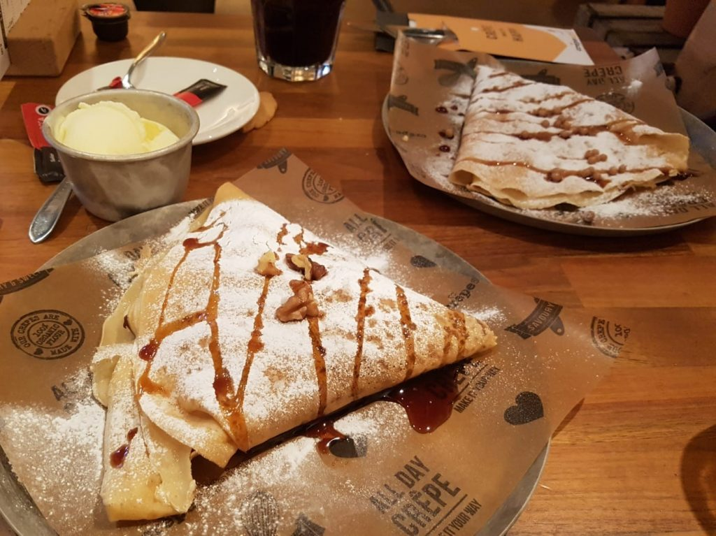 Crepe Affaire in Haarlem