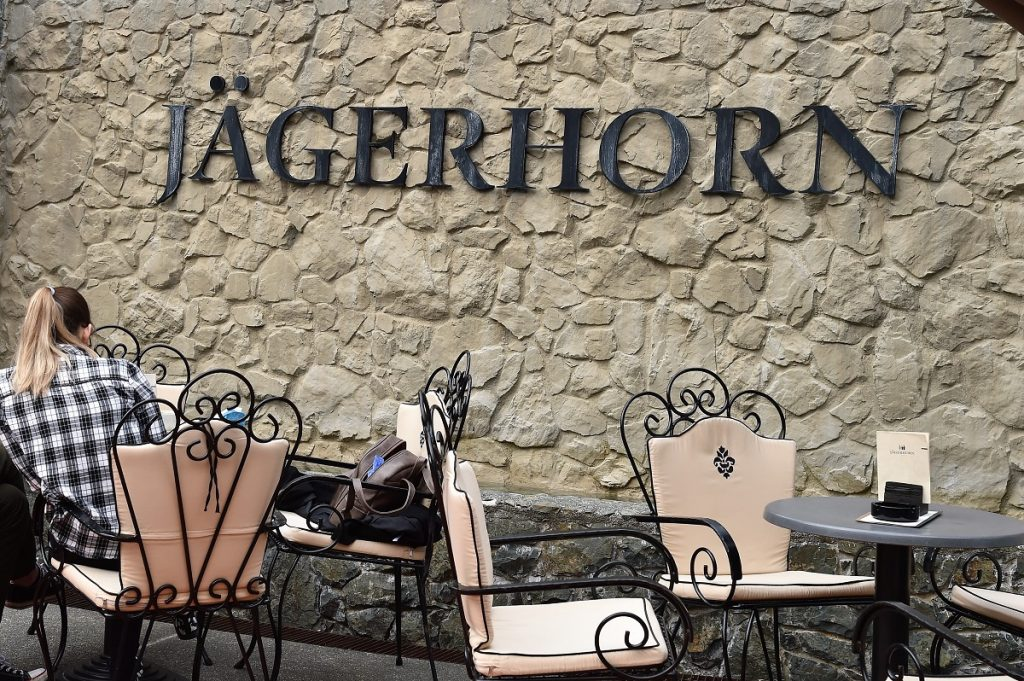 Cafe Jägerhorn in Zagreb