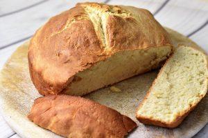 Weissbrot – Rezept für eine kleine Form